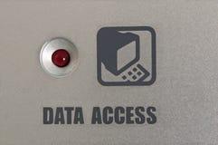 Datenzugriff. Lizenzfreies Stockbild