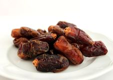 Dates Royalty Free Stock Photography