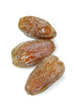 Dates. Isolated against a white background stock image