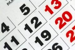 Dates civiles Image stock