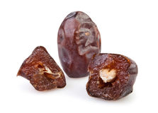 Dates dates fresh Royalty Free Stock Photography