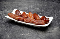 Dates fruit Royalty Free Stock Photography