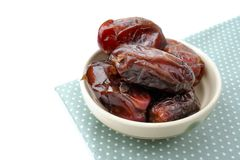 Dates fruit Stock Images