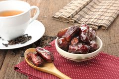 Dates fruit Stock Photography