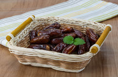 Dates fruit Royalty Free Stock Photos