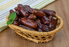 Dates fruit Royalty Free Stock Photo