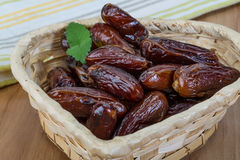 Dates fruit Stock Image