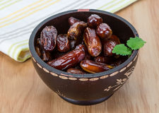 Dates fruit Royalty Free Stock Images