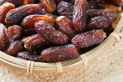 Dates fruit. Stock Photos