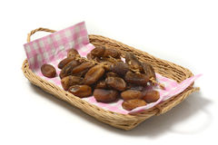 Dates Fruit Royalty Free Stock Photo