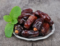 Dates fruits Royalty Free Stock Photography
