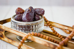 Dates for iftar time. Royalty Free Stock Photo