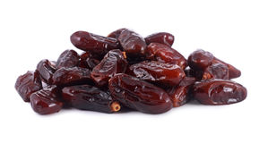 Dates isolated stock photography