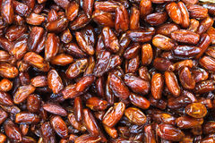 Dates at local market Stock Photos