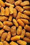 dates organiques texture, nourriture de vegan photo libre de droits