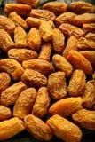 dates organiques texture, nourriture de vegan photos libres de droits