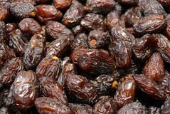 Dates palm fruits Stock Photo