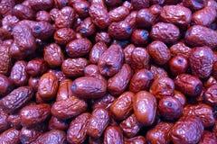 dates red royaltyfri bild