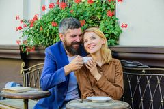 Dating businessman. Couple cuddling cafe terrace. Things know before you date businessman. Find and date businessman. Girl dating with businessman. Couple in stock photo