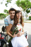 Dating couple Royalty Free Stock Photo