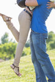 Dating couples Stock Image