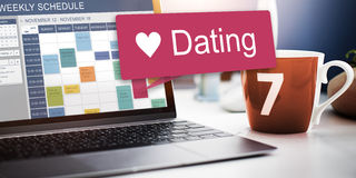 Dating Relationship Lovers Lifestyle Love Concept Stock Photography