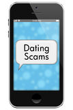 Dating Scams Stock Image