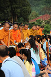 datku buddhist daje michaelita Obraz Royalty Free