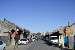 Datong city Stock Images