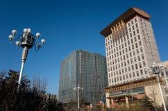 Datong hotell Fotografering för Bildbyråer