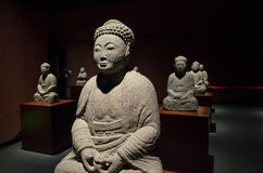Datong Museum Stock Image