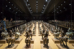 Datong Museum Royalty Free Stock Photos