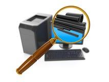 Dator- och internetteknologi Arkivbilder