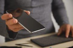Dator- och telefonrepairmentservice Royaltyfri Foto