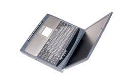 datorbärbar dator Arkivfoto