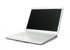 datorbärbar dator Arkivbild