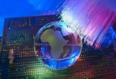 datorbegreppsdata Arkivbild