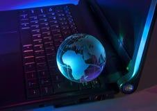 datorbegreppsdata Fotografering för Bildbyråer