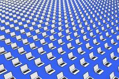 datorer Arkivbilder
