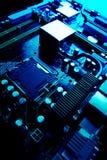 datormoderkort arkivfoto