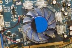 Datorströmkretsbräde Royaltyfri Fotografi