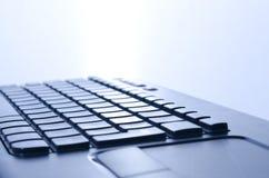 Datortangentbord Arkivbild
