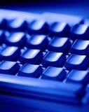 datortangentbord Fotografering för Bildbyråer