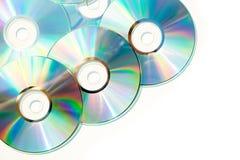 Datos ópticos Fotografía de archivo libre de regalías
