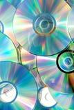Datos ópticos Fotos de archivo libres de regalías