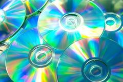 Datos ópticos Imágenes de archivo libres de regalías
