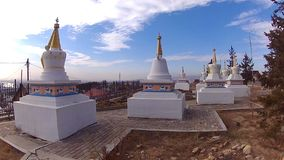 Datsan Rinpoche Bagsha stock photos