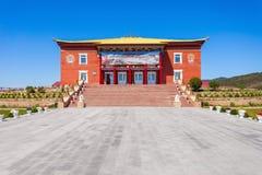 Datsan Rinpoche Bagsha, Ulan-Ude Royaltyfri Bild