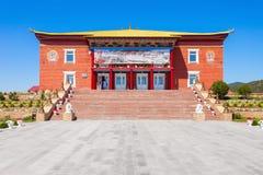 Datsan Rinpoche Bagsha, Ulan-Ude Royaltyfri Foto