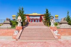 Datsan Rinpoche Bagsha, Ulan-Ude Arkivfoton
